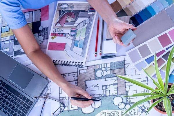 bookkeeping for interior designers in Milwaukee and Madison Wisconsin